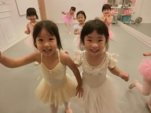 KWBS 幼兒芭蕾課程 1