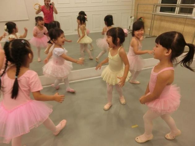 KWBS 幼兒芭蕾課程 3