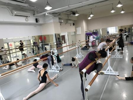 KWBS 成人芭蕾課程 4